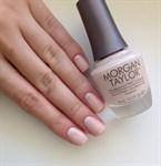 "Morgan Taylor In The Nude, 15 мл. - лак для ногтей Морган Тейлор ""Фарфоровый"" - фото 6184"