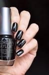 """Morgan Taylor Little Black Dress, 15 мл. - лак для ногтей Морган Тейлор """"Маленькое черное платье"""" - фото 6406"""
