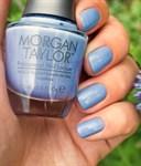 "Morgan Taylor Nautically Inclined, 15 мл. - лак для ногтей Морган Тейлор ""Скучно"" - фото 6540"