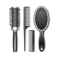 Расчёски, щётки, брашинг