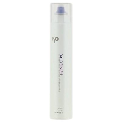 спрей для укладки волосСпрей сильной фиксации ISO Daily Finish Hairspray, 400 мл. для укладки волос