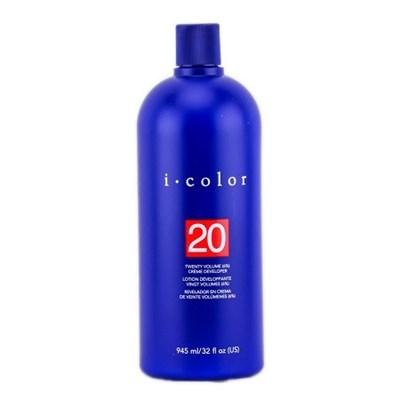 ISO I.Color 20 Volume, 945 мл - 6% кремовый оксид для краски  - фото 10220