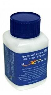 """Кремовый оксид для краски 1,5% ISO I.Color Zer0Lift, 120 мл. """"Тон в тон"""""""