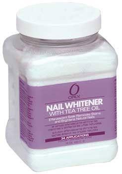 ORLY Nail Whitener, 450 гр. - отбеливатель для ногтей с маслом чайного дерева