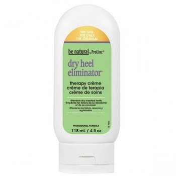 Be Natural Dry Heel Eliminator, 120 мл.- Терапевтический увлажняющий крем для рук и ног - фото 12335
