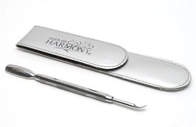 Harmony Cuticle pusher and remover - пушер для кутикулы с лопаточкой и топориком - фото 12366