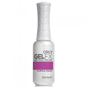 """ORLY GEL FX Purple Crush, 9ml.- гель-лак Орли """"Фиолетовый взрыв"""" - фото 13096"""
