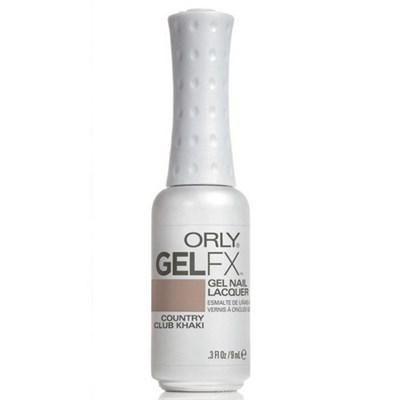 "ORLY GEL FX Country Club Khaki, 9ml.- гель лак Орли ""Загородный клуб"" - фото 13204"