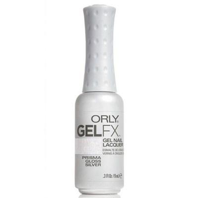 "ORLY GEL FX Prisma Gloss Silver, 9ml.- гель-лак Орли ""Серебряная призма"" - фото 13208"