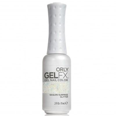 "ORLY GEL FX Sequin Surprise Glitter, 9ml.- гель-лак Орли ""Блестящий сюрприз"" - фото 13327"