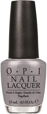 NLF79 OPI Embrace the Gray, 15 мл. - лак для ногтей «В объятиях Грея»