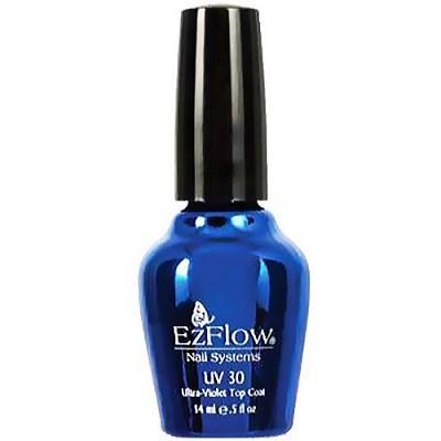 EzFlow UV-30 top coat, 14мл.- защитное покрытие для акрила - фото 14627