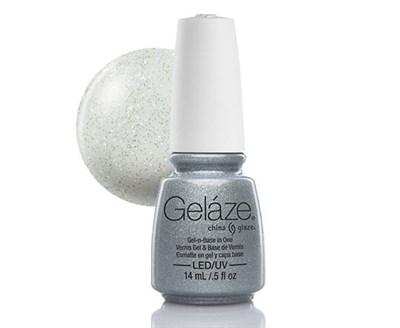 "Gelaze Gel-n-Base Polish Fairy Dust, 9.76 мл.- гелевый лак ""Волшебные блестки"" - фото 14798"