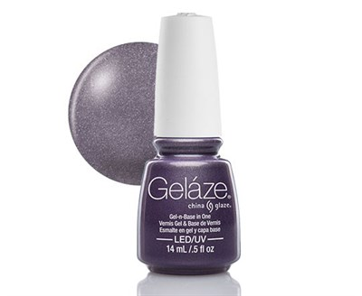 "Gelaze Gel-n-Base Polish Avalanche, 9.76 мл.- гелевый лак ""Снежная лавина"" - фото 14804"
