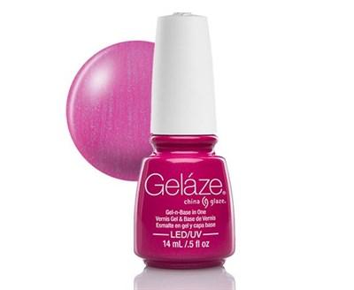 "Gelaze Gel-n-Base Polish Caribbean Temptation, 9.76 мл.- гелевый лак ""Карибское путешествие"" - фото 14825"