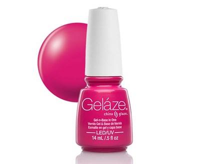 """Gelaze Gel-n-Base Polish Rich & Famous, 9.76 мл.- гелевый лак """"Богатая и знаменитая"""" - фото 14827"""
