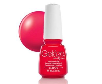 "Gelaze Gel-n-Base Polish Rose Among Thorns, 9.76 мл.- гелевый лак ""Роза среди шипов"" - фото 14842"