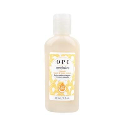 OPI Avojuise Mango Juicie, 30мл.- Фруктовый лосьон для рук и тела,аромат манго - фото 14963