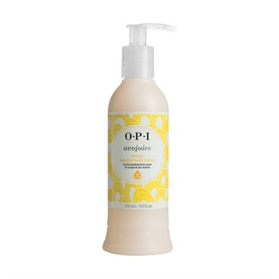 OPI Avojuise Mango Juicie, 250мл.- Фруктовый лосьон для рук и тела,аромат манго - фото 14965