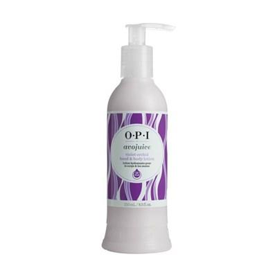 OPI Avojuise Violet Orchid, 250мл.- Фруктовый лосьон для рук и тела,аромат фиалка и орхидея - фото 14981