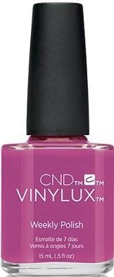 CND VINYLUX #188 Crushed Rose,15 мл.- лак для ногтей Винилюкс №188 - фото 15307