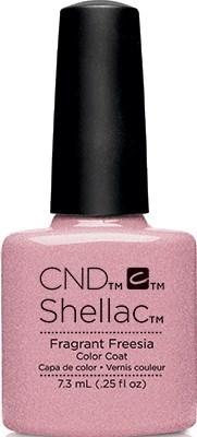 """CND Shellac Fragrant Freesia, 7,3 мл. - гель лак Шеллак """"Ароматная фрезия"""" - фото 15437"""