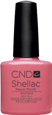 "CND Shellac Rose Bud, 7,3 мл. - гель лак Шеллак ""Бутон Розы"" - фото 15440"