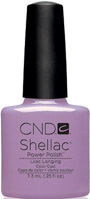 "CND Shellac Lilac Longing, 7,3 мл. - гель лак Шеллак ""Сиреневая тоска"" - фото 15492"