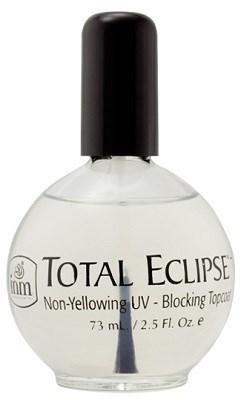 INM Total Eclipse Coat, 73 мл. - верхнее покрытие для ногтей, УФ защита от пожелтения