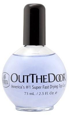 INM Out The Door Topcoat, 73 мл.- Супербыстрая сушка-закрепитель лака - фото 16511