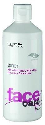 Strictly Toner for Sensitive Skin, 500ml.- Успокаивающий тоник с экстрактом алоэ для чувствительной кожи - фото 19219