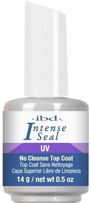 IBD Intense Seal Top Coat, 14мл. - усиленный закрепитель для геля (3 фаза) - фото 21811