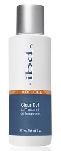 IBD Clear Gel, 113мл. - прозрачный гель для укрепления ногтей