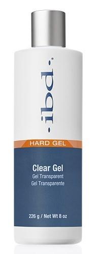 IBD Clear Gel, 226мл. - прозрачный гель для укрепления ногтей