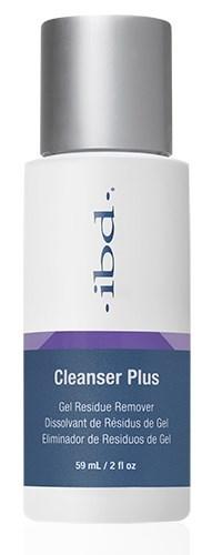 IBD Cleanser Plus, 59 мл. - жидкость для снятия липкого слоя с гелей