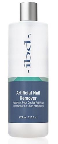 IBD Artificial Nail Remover, 473 мл. - жидкость для снятия искусственных ногтей геля, акрила