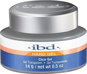 IBD Clear Gel, 14мл. - прозрачный гель для укрепления ногтей