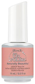 "IBD Just Gel Polish Naturally Beautiful, 14 мл. - гель лак IBD ""Естественно красивая"" - фото 21951"