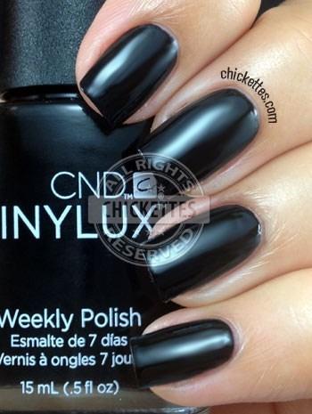 CND VINYLUX #105 Black Pool,15 мл.- лак для ногтей Винилюкс №105 - фото 22357
