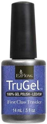 """EzFlow TruGel First Class Traveler, 14 мл. - гелевый лак """"Путешествую первым классом"""" - фото 22616"""