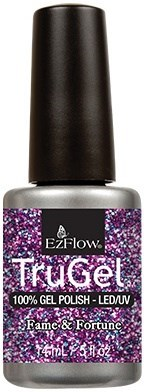 "EzFlow TruGel Fame & Fortune, 14 мл. - гелевый лак ""Колесо фортуны"" - фото 22622"