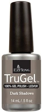 """EzFlow TruGel Dark Shadows, 14 мл. - гелевый лак """"Сумерки"""" - фото 22638"""