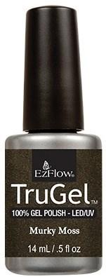 "EzFlow TruGel Murky Moss, 14 мл. - гелевый лак ""Болотный мох"" - фото 22639"
