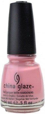"China Glaze Pink-ie promise, 14 мл. - Лак для ногтей ""Девичьи обещания"" - фото 25339"