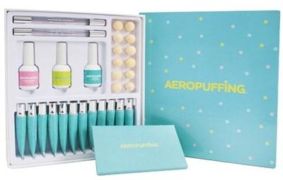 AEROPUFFING Nail Art Kit - Набор для Аэропуффинга - фото 25586
