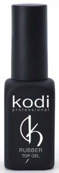 Kodi Rubber Top Gel, 12мл.- Коди топ каучуковый для гель лака - фото 26061