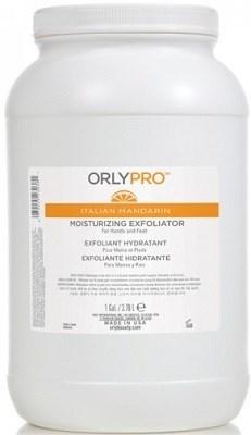 ORLY Moisturizing Exfoliator for Hands & Feet, 3780мл.- Скраб увлажняющий для рук и ног - фото 26691
