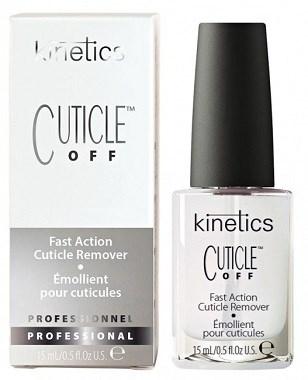 Kinetics Cuticle OFF Remover, 15 мл. - Средство для размягчения и удаления кутикулы Кинетикс - фото 27001
