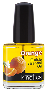 Kinetics Orange Cuticle Essential Oil Mini, 5 мл. - Масло для ногтей и кутикулы c апельсином - фото 27006