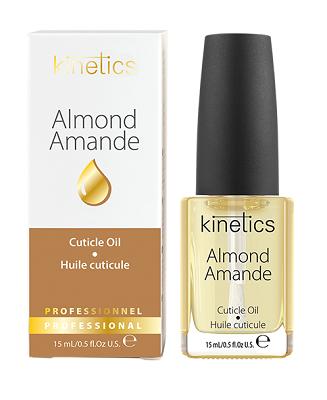 Kinetics Almond Cuticle Essential Oil, 15 мл. - Масло для ногтей и кутикулы c миндалём - фото 27010
